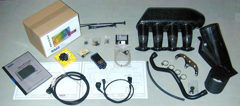 Alpha-N Airbox Kit